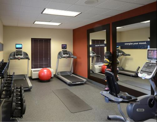 Hampton Inn Raleigh-Capital Blvd. North - Raleigh - Gym