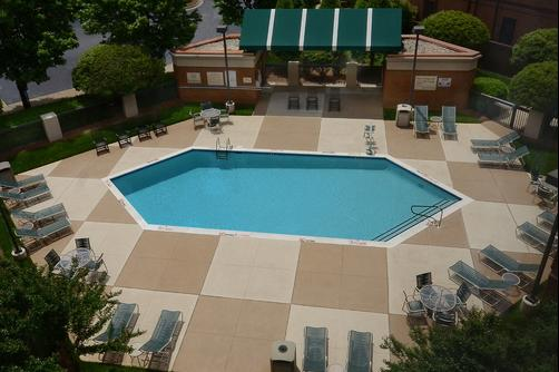Hampton Inn Raleigh-Capital Blvd. North - Raleigh - Pool