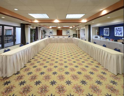 Hampton Inn Raleigh-Capital Blvd. North - Raleigh - Conference room