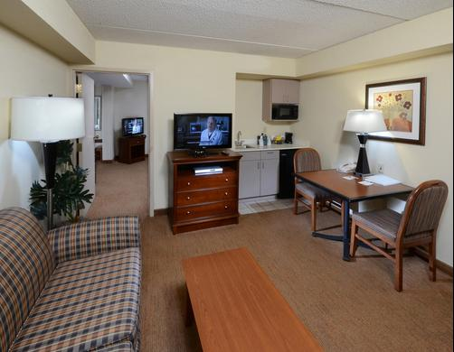 Hampton Inn Raleigh-Capital Blvd. North - Raleigh - Bedroom
