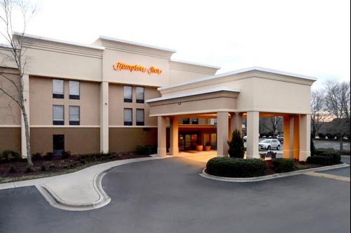 Hampton Inn Raleigh/Town Of Wake Forest - Wake Forest - Building
